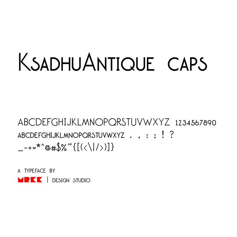 Ksadhu Antique caps