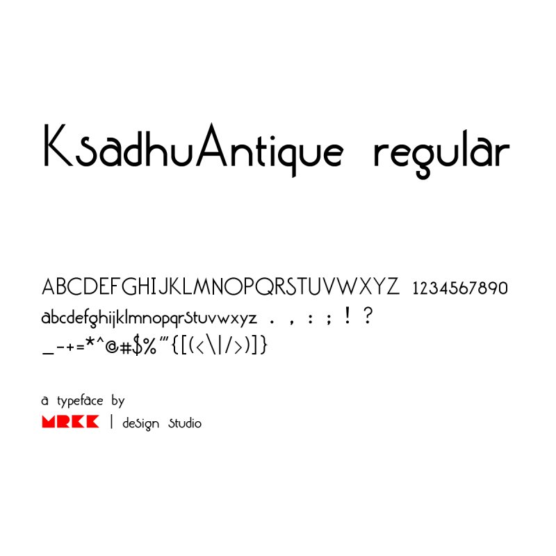 Ksadhu Antique